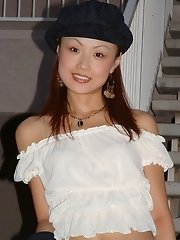 Hottie Chinese executive from Shanghai is one horny gal