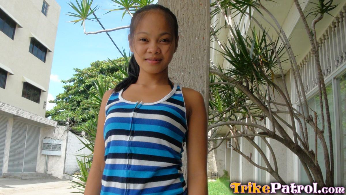 Naughty Asian Teen Has 23