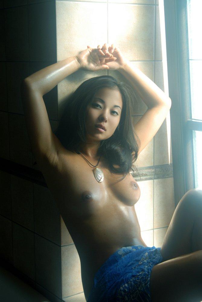 Girls bent over naked self shot